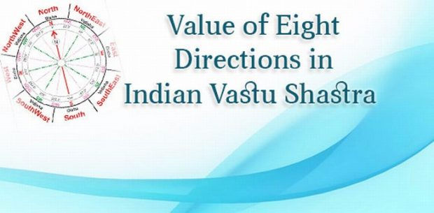 Importance of Eight Directions in Indian Vastu Shastra