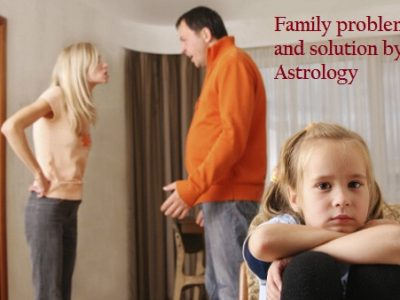How to Deal with Family Problems by Astrology