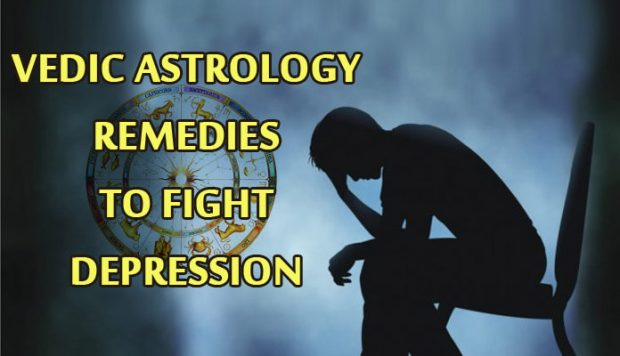 Easy Vedic Astrology Remedies to Fight Depression