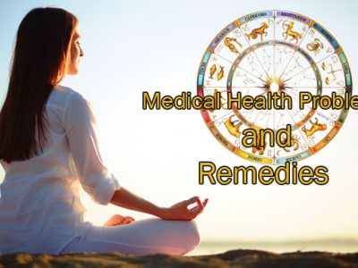 Medical Health Problems and Remedies | My Health Astrology