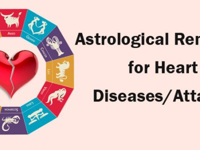 Astrological Remedies for Heart Diseases/Attacks | Heart Astrology
