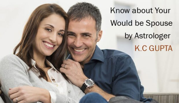 Know about Your Would be Spouse by Astrologer KC GUPTA| Astrologer