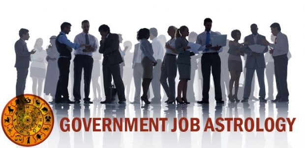 Government Job Astrology | Sarkari Naukri Yoga in Kundli