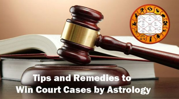 Tips and Remedies to Win Court Cases by Astrology