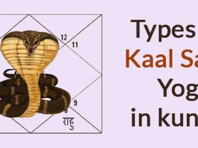 Types of Kaal Sarp Yog in kundli | Kaal Sarp Dosh Remedy