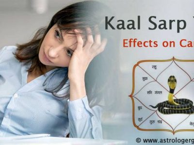 Kaal Sarp Yog Effects on Career