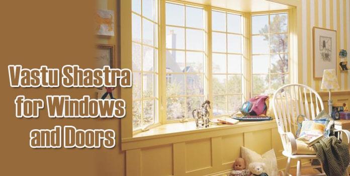 Placement of Doors and Windows as Per Vastu
