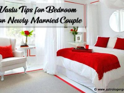 Vastu Tips for Bedroom for Newly Married Couple