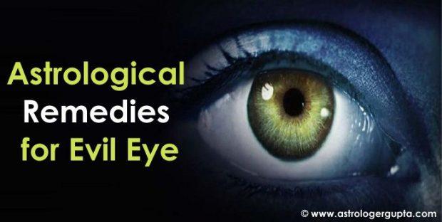 Astrological Remedies for Evil Eye – Vastu Tips