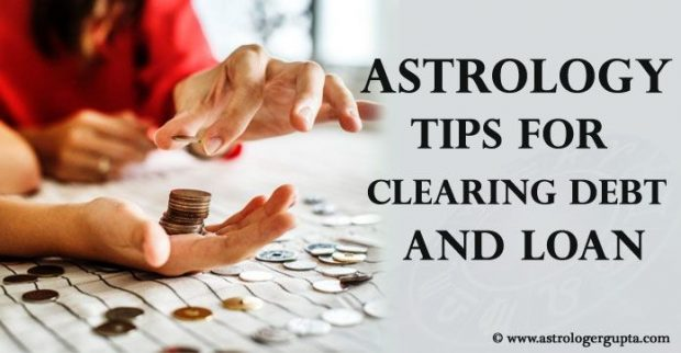 Astrology Tips for Clearing Debt and Loan