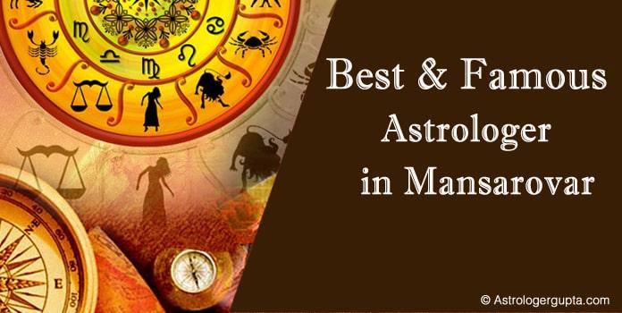 Astrologer in Mansarovar - Best famous Astrologer Mansarovar